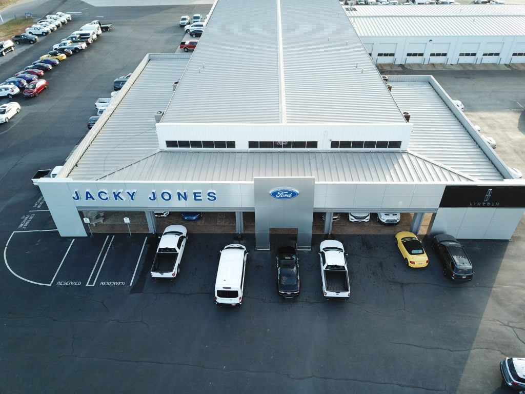 Jacky Jones Ford Lincoln